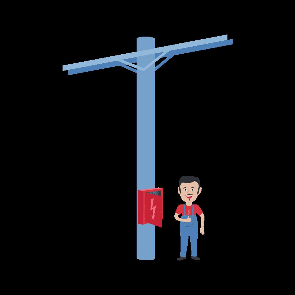 Was ist eine PNA • Anwendungsbeispiel • Personen-Notsignal-Anlagen Einsatz • PNA Einsatzgebiet • PNA für Stromversorger